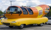 Fifth-Year Senior Still Excited by Weinermobile