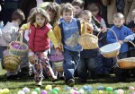 Easter Egg Hunt Turns Battle to the Death