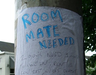 roommate-wante