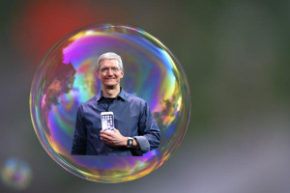 Tim Cook announces iPhone 8 just a soap bubble one wrong move away from popping